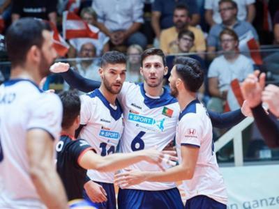 Volley, Europei 2019: Italia-Portogallo, i lusitani ai raggi X. Alexandre Ferreira la stella