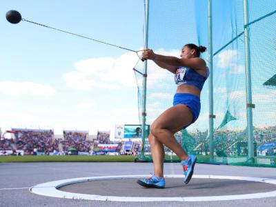 """Atletica, Sara Fantini: """"Mi sono sempre allenata per inseguire lo stesso sogno di mio padre: le Olimpiadi"""""""