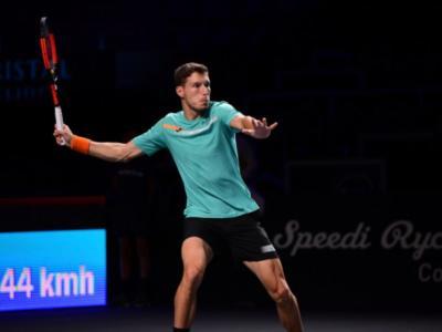 Tennis, Pablo Carreno Busta eliminato in rimonta nel primo turno del torneo ATP Montpellier 2020