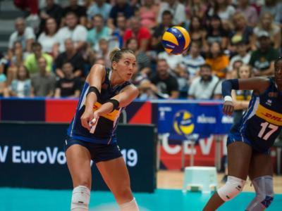 Volley femminile, Europei 2019: Italia, zittisci l'Armata. Serve l'impresa contro la Russia per volare in semifinale