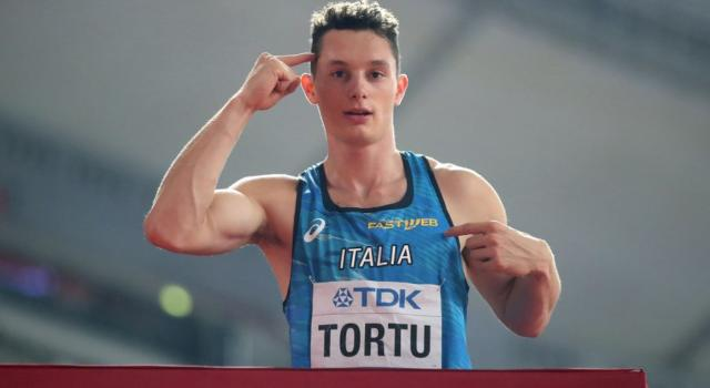 Atletica, Filippo Tortu parteciperà agli Assoluti indoor 2020 di Ancona il 23 febbraio