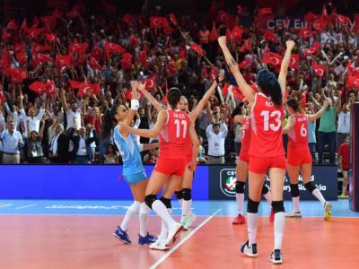 Volley femminile, Preolimpico europeo 2020: calendario 10 gennaio. Programma, orari e tv