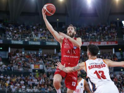Alba Berlino-Olimpia Milano, Eurolega basket 2019: programma, orari e tv