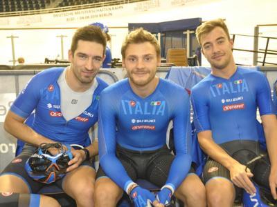 Ciclismo su pista, Coppa del Mondo Cambridge 2019: i convocati dell'Italia. Non ci sarà il quartetto femminile