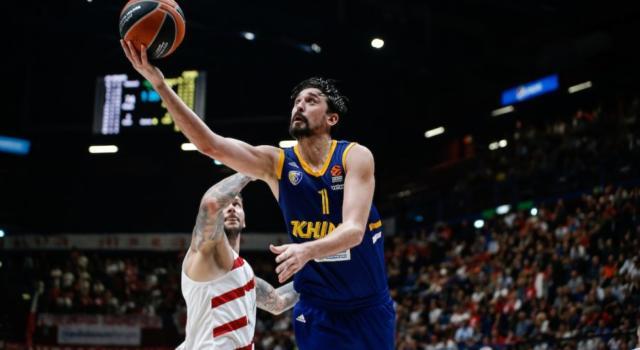 Basket, Alexey Shved rinnova con il Khimki