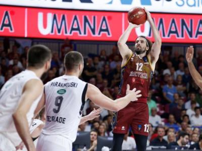 Basket, EuroCup 2019-2020, 2a giornata: la Virtus Bologna debutta in casa, trasferte complesse per Venezia e Trento