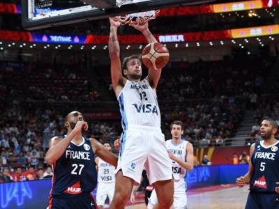 Basket: Marcos Delia alla Virtus Bologna, c'è l'accordo con il centro argentino argento iridato