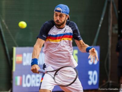 Tennis, ATP 250 Anversa 2019: Paolo Lorenzi sconfitto nel turno decisivo delle qualificazioni da Gregoire Barrere