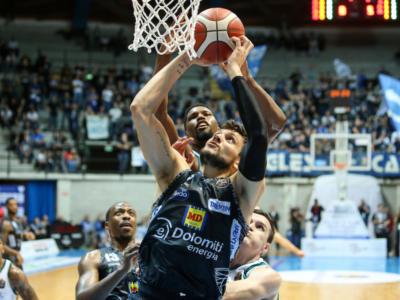 Basket, EuroCup 2019-2020: Trento alla ricerca della vittoria per continuare a volare nel match contro Gdynia
