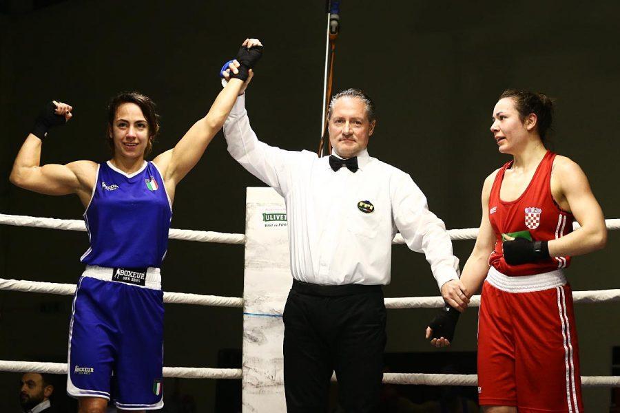Boxe femminile, quindici italiane presente al Triangolare con Germania e Polonia a Pescara