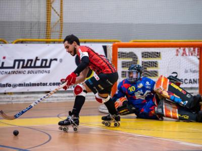 Hockey pista, Serie A1 2021: Grosseto supera Breganze nel posticipo, Breganze ancora senza vittorie