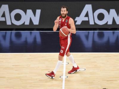 LIVE Milano-Brindisi, Serie A basket in DIRETTA: 89-92, i pugliesi battono l'Olimpia a domicilio al 13° tentativo! 26 punti di Tyler Stone