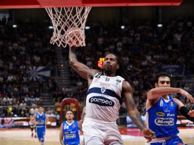 Fortitudo Bologna-Pistoia oggi, Serie A basket: orario d'inizio e come vederla in tv e streaming