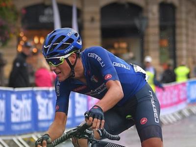 """Ciclismo, Alessio Martinelli passerà professionista con laBardiani CSF Faizanè: """"Pronto a ripagarli"""""""