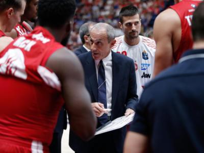 Basket, Serie A 2019-2020: rinviata la sfida tra Trieste e Milano