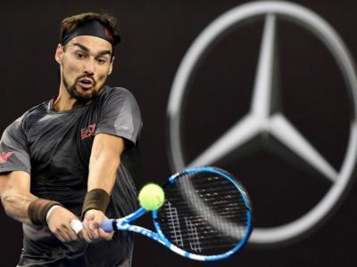 Tennis, Masters 1000 Shanghai 2019: Fabio Fognini domina Sam Querrey e vola facilmente secondo turno