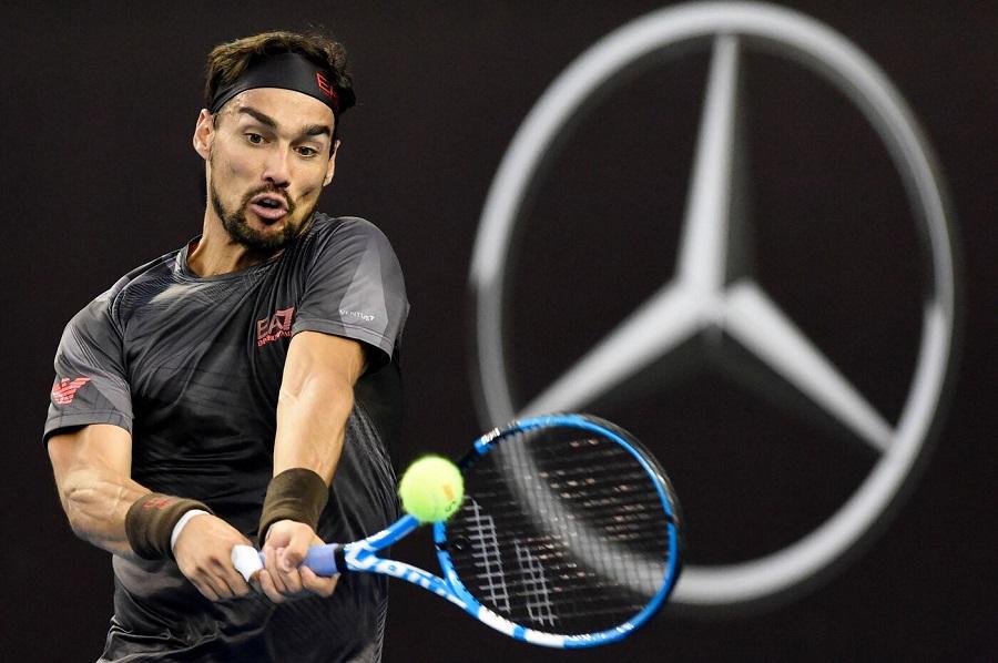 Tennis: Fabio Fognini agli ottavi di finale a Basilea. L'obiettivo ATP ...