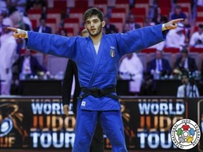 Judo, Manuel Lombardo sul tetto d'Europa: l'azzurro interrompe un lungo digiuno italiano tra gli uomini