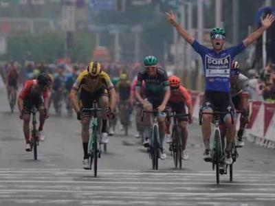 Tour of Guangxi 2019: Pascal Ackermann fa sua l'ultima volata! Enric Mas si aggiudica la classifica generale