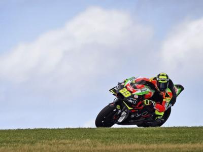 MotoGP, GP Australia 2019: Andrea Iannone, ossigeno per l'Aprilia! Finalmente una gara di vertice e che emozione l'ebbrezza del primo posto momentaneo!