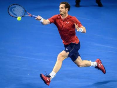 Tennis, ATP Anversa 2019: i risultati di martedì 15 ottobre. Murray e Simon rispondono presente, Sinner c'è!