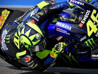VIDEO Yamaha con tante novità tecniche nei test di Sepang: scopriamo i segreti della nuova M1 di Valentino Rossi