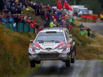 Rally Galles 2019: Ott Tanak resiste, fa sua la prova britannica, e vola a +28 in classifica su Ogier