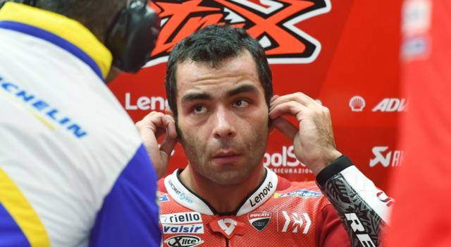 MotoGP, GP Giappone 2019: Danilo Petrucci rischia il posto in Ducati. Confronto impietoso con Dovizioso, Miller potrebbe strappargli il sedile