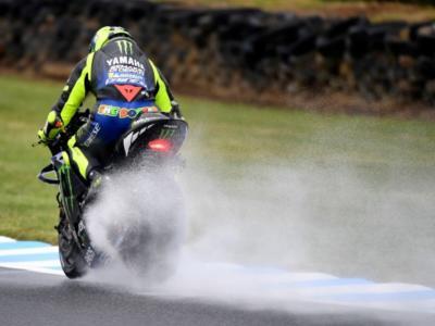 """Valentino Rossi MotoGP, GP Australia 2019: """"Ero lento in rettilineo, ma ho guidato bene. Bello essere stato primo"""""""