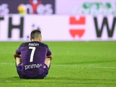 Calcio, Franck Ribery squalificato per tre giornate. Il francese sanzionato per una spinta al guardalinee