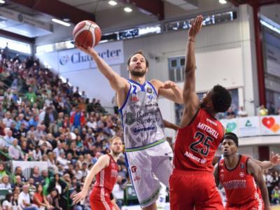 Basket, Champions League 2019-2020: la Dinamo Sassari debutta in casa con il Lietkabelis