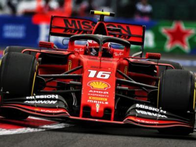 LIVE F1, GP Messico 2019 in DIRETTA: Verstappen penalizzato! Leclerc in pole position, prima fila tutta Ferrari!