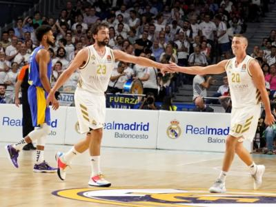 Basket, Eurolega 2020-2021: si sblocca il Real Madrid, vittorie esterne per CSKA Mosca e Bayern Monaco