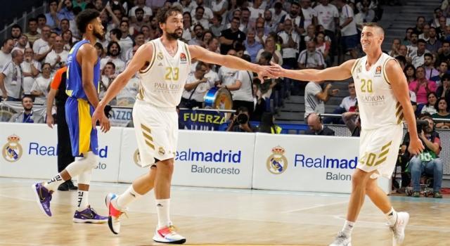 Basket, Eurolega 2020: i risultati di oggi (20 febbraio). Il Real Madrid asfalta il Fenerbahce, vince l'Olympiacos
