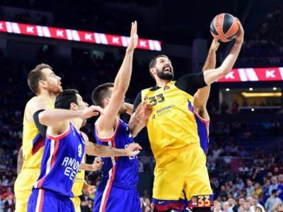 Basket, Eurolega 2019-2020: vincono Barcellona, Berlino, Vitoria, Villeurbanne e CSKA Mosca