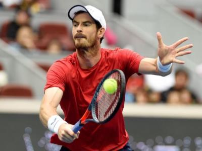 Tennis: l'esordio stagionale di Andy Murray sarà a Delray Beach