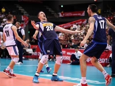 Volley, Coppa del Mondo 2019: Italia-Argentina 3-2. Cuore azzurro, Cavuto e Nelli firmano la rimonta!