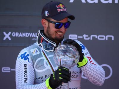 Sci alpino, Coppa del Mondo 2019-2020: Dominik Paris a caccia del trofeo di discesa libera. Con un pensierino alla generale…