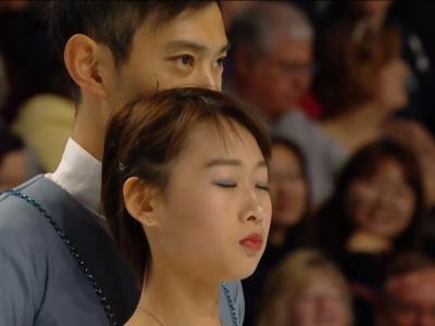Pattinaggio artistico, Skate America 2019: Peng-Jin vincono la tappa nelle coppie d'artistico, secondi Pavliuchenko-Khodykin