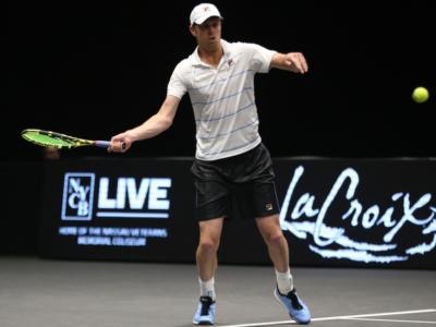 Tennis, ATP Stoccolma 2019: Querrey batte Dimitrov, fuori anche Evans e Fritz
