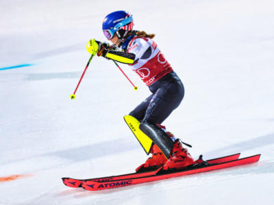 Sci alpino, Gigante Soelden 2019: Mikaela Shiffrin subito davanti nella prima manche, Robinson ad un soffio! Terza Federica Brignone