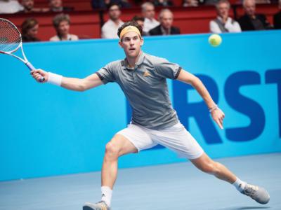 Tennis, ATP Vienna 2019: Berrettini sfida ancora Thiem, Monfils-Schwartzman l'altra semifinale