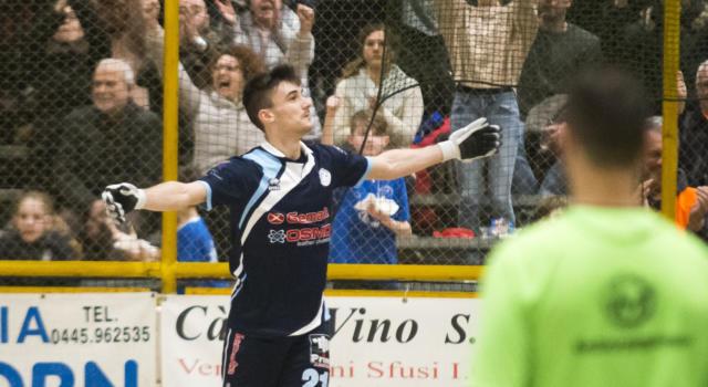 Hockey pista, Serie A1: nei posticipi domenicali vince solo Viareggio. Trissino e Valdagno pareggiano