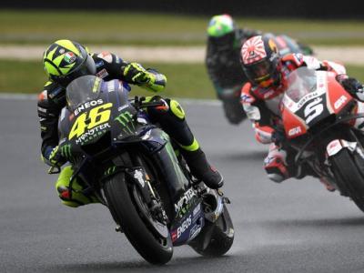 LIVE MotoGP, GP Australia 2019 in DIRETTA: le qualifiche verranno recuperate domenica 27 ottobre. Programma rivoluzionato dal vento