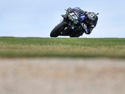 MotoGP, Risultato FP3 GP Australia 2019: Vinales il migliore, tanto vento e pochi piloti girano. Dovizioso e Valentino Rossi in Q2
