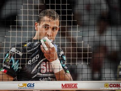 "Volley, Aleksandar Atanasijevic: ""Sono positivo al Coronavirus"". L'opposto di Perugia in isolamento in Serbia"