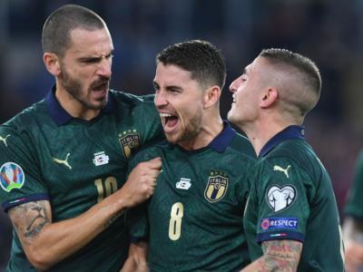 LIVE Bosnia-Italia 0-3 calcio, Qualificazioni Europei 2020 in DIRETTA: vittoria convincente per gli azzurri. Pagelle e highlights