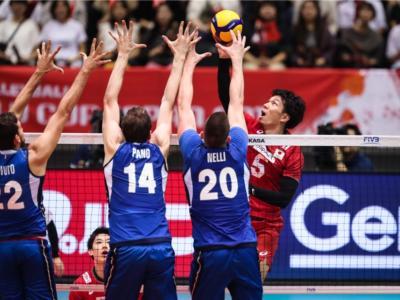 Volley, Coppa del Mondo 2019: Italia-USA, azzurri a cerca del riscatto contro gli States dei titolarissimi