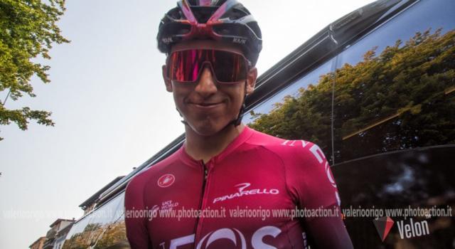 """Ciclismo, Egan Bernal: """"Quest'anno farò soltanto il Tour de France, voglio arrivare fresco al Giro d'Italia 2021"""""""