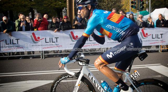 """Giro di Lombardia, Alejandro Valverde: """"Ci ho provato! I più sentiti complimenti a Mollema"""""""